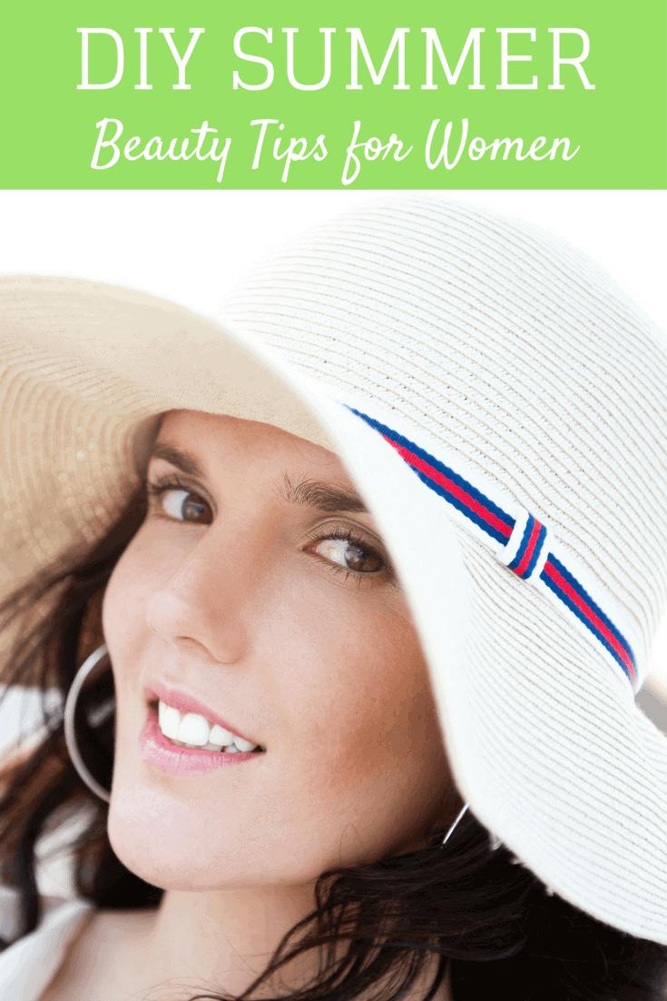 DIY Summer Beauty Tips - Real Advice Gal