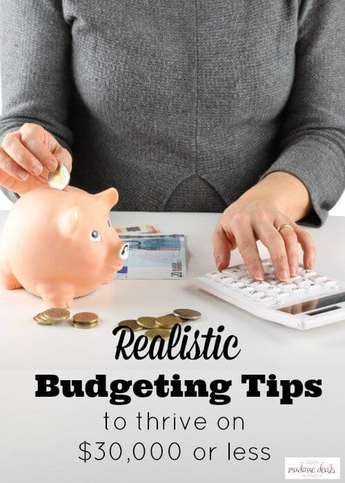 Basic Home Budgeting is a must for anyone trying to stay within their budget on a lower than average income! See how we cut out extras and thrive!