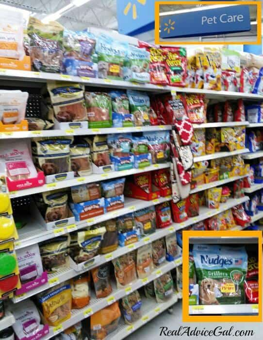 Nudges aisle