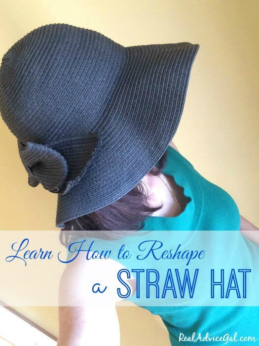 How to Fix a Straw Hat