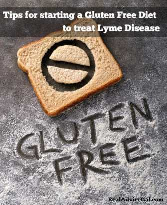 Gluten Free Diet for Lyme Disease