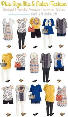 Plus size summer styles
