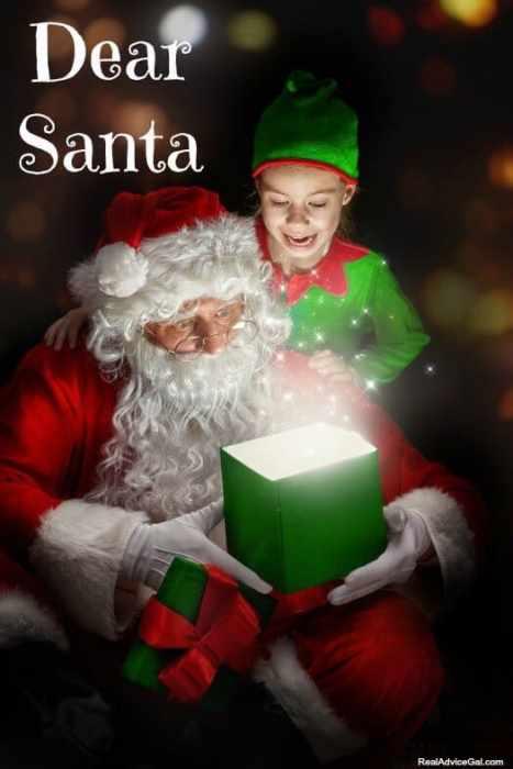 Karla's Korner: Dear Santa