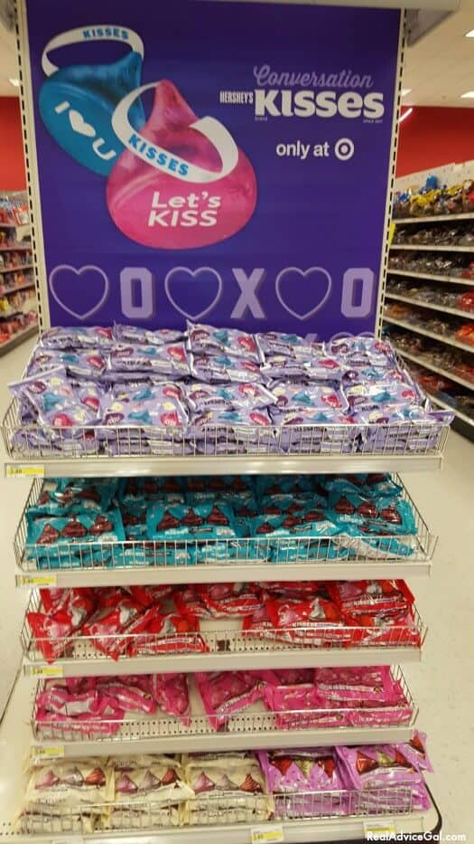 Valentine's day is more special with Hershey's Chocolate