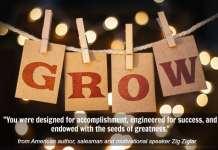 Karla's Korner: Growing Through Goals