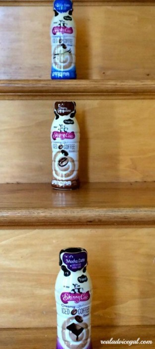 Finding a way to get my healthy eating and activity levels back to balance is easier with the help of Skinny Cow Iced Coffee Drink and sweet treats.