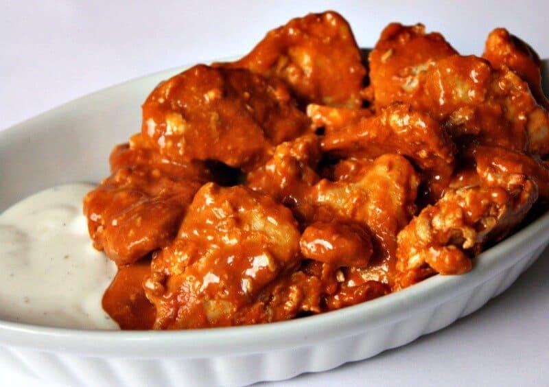 Crock Pot Gluten Free Boneless Chicken Wings