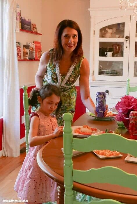 Stay at home vacation ideas for kids