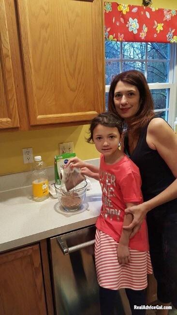 Baking Cake Mix Cupcakes