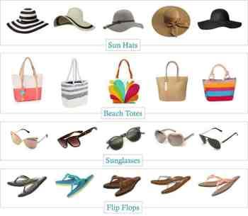 Summer Accessories for Women Under $25