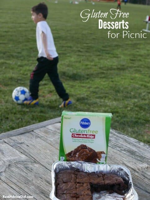 Easy Gluten Free Desserts for Picnic