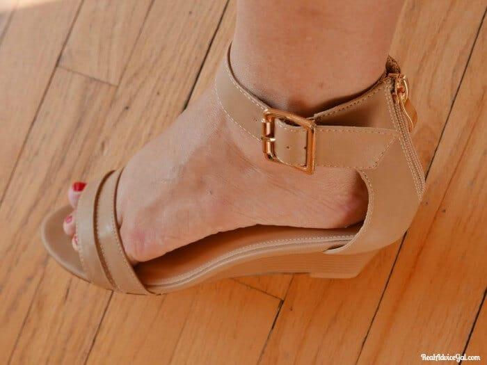 JustFab Shoe
