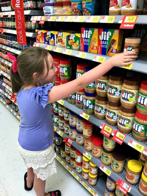Jif® Flavored Spreads and Jif™ Bars