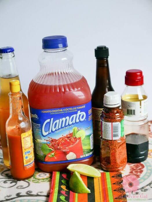 Best Mexican Michelada Recipe Ingredients