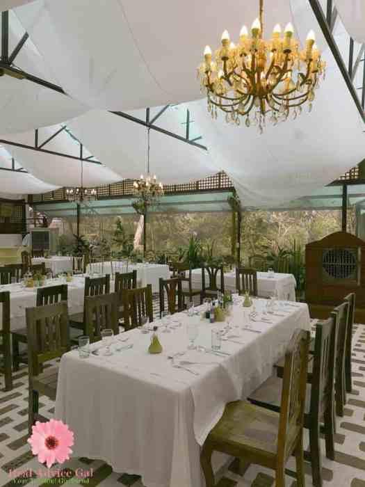 Table decor design