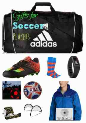 Great Gifts for Soccer Players