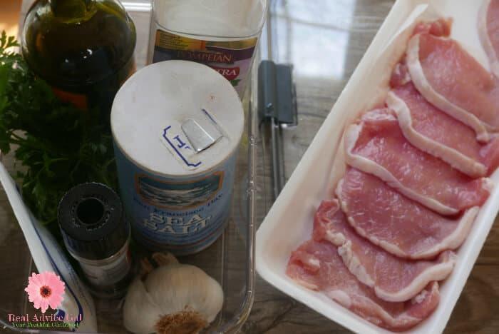 Easy pork chops recipe for dinner