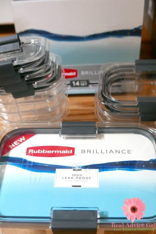 Rubbermaid® Brilliance™