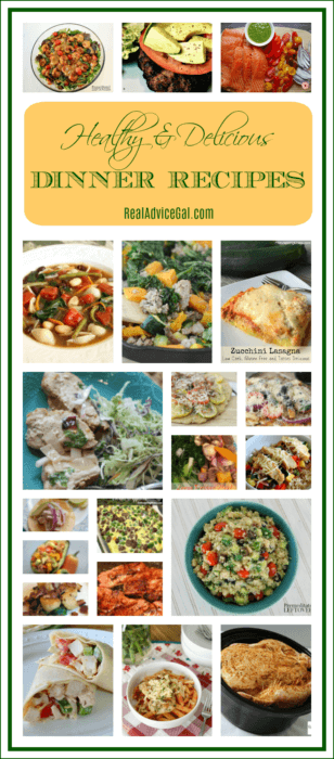 Prepare healthy and delicious dinners to your family every day. Check out these 30 dinner recipes that you should try!