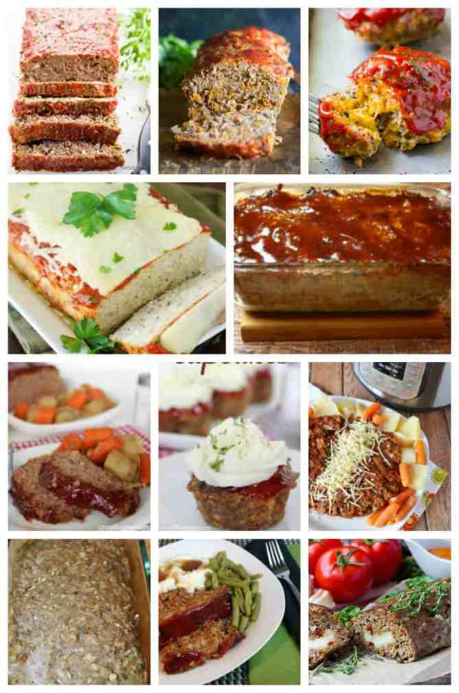 Surprise your family with new meatloaf recipes. Check out this list of quick and easy meatloaf recipes