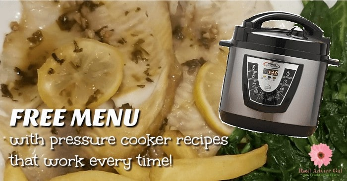 Get the most out of your instant pot. Plan your meals to save time and money. Get our free printable instant pot pressure cooker meal plan and try new pressure cooker recipes for dinner, some sides and desserts. I love all these recipes for my power pressure cooker xl menu.