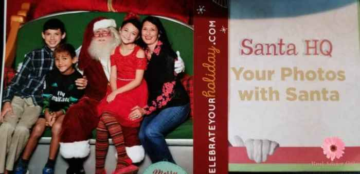 Family holiday tradition ideas for Christmas at Santa HQ