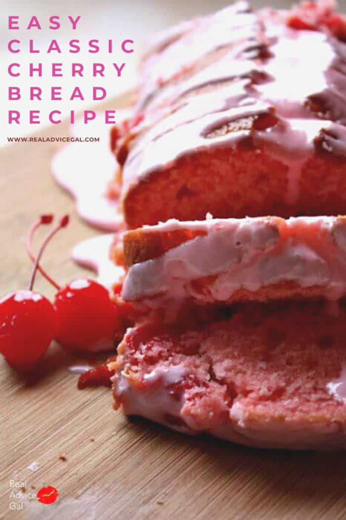 Classic cherry bread recipe