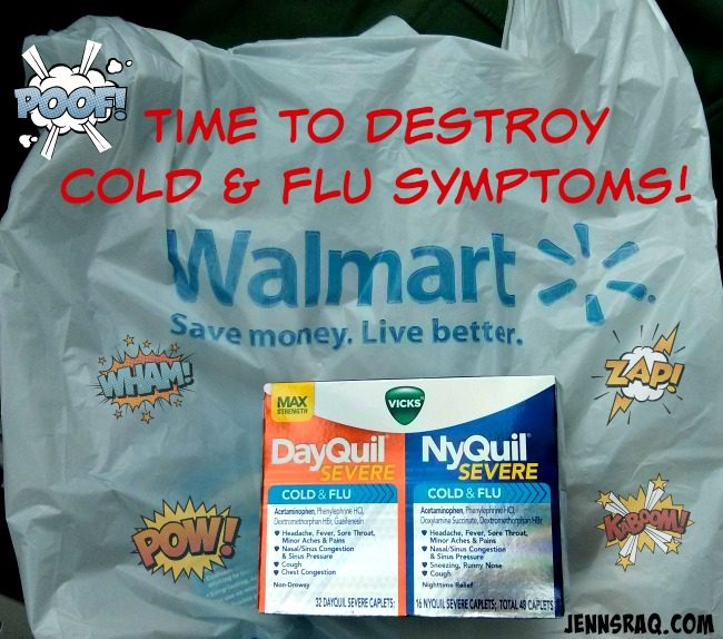 Cold and Flu Relief with Vicks DayQuil & NyQuil Severe # ...