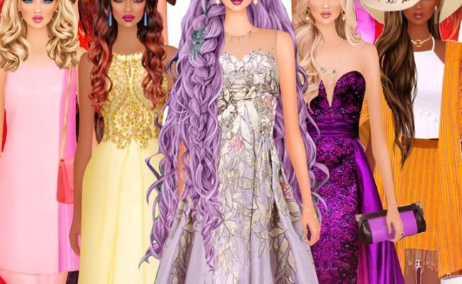 Covet Fashion Dress Up Game Mod V3 17 46 Unlock All