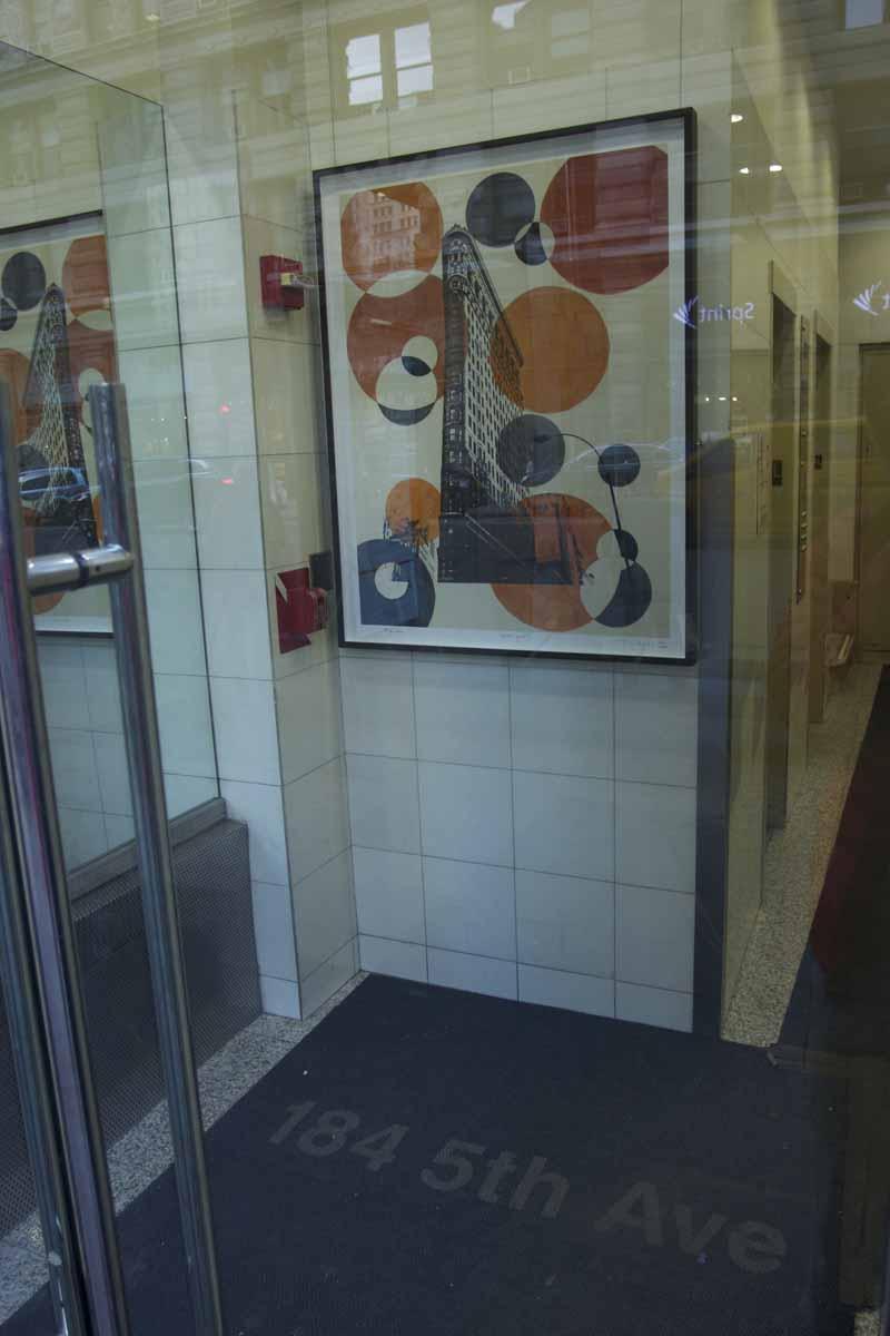 Philip Tsiaras, 184 5th Avenue, BACP Artist.