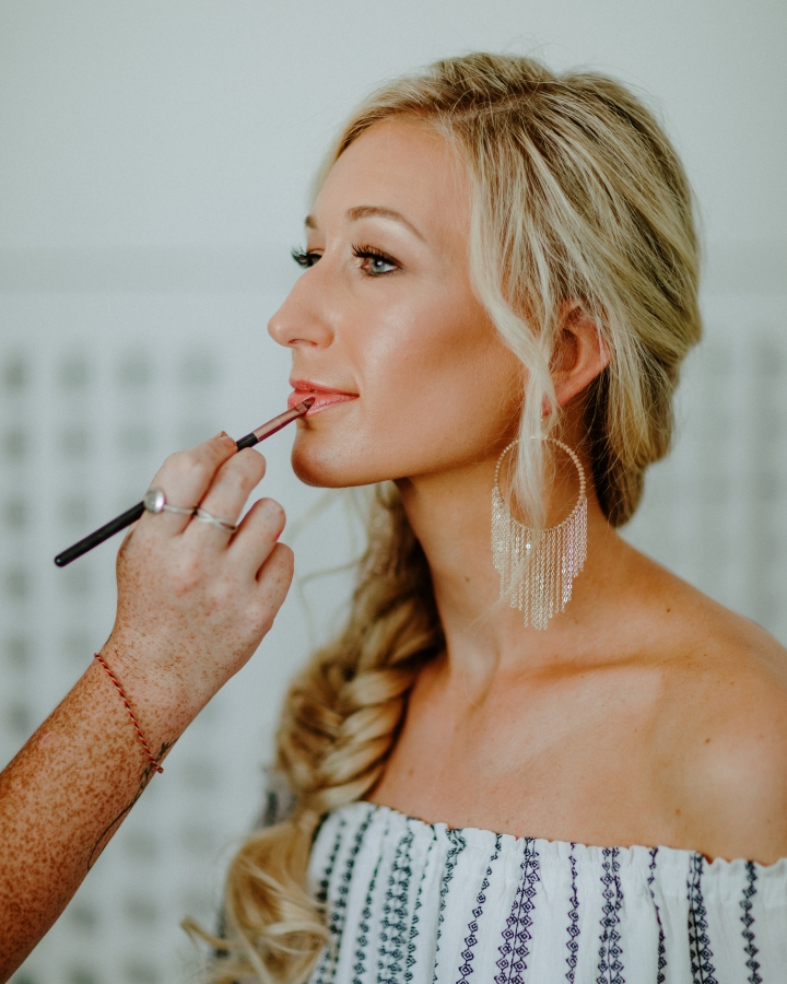 Bridal make-up | The Realationship Project