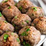 Keto Meatballs