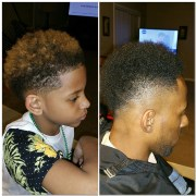 august alsina haircut