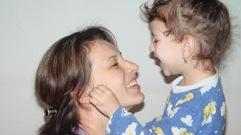 Imagini rare cu mama Cleopatrei Stratan! Nimeni nu a știut cum arată și de ce nu se afișează în public