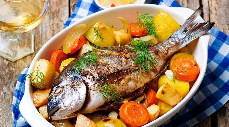 Pește la cuptor. Cum poți prepara dorada în așa fel în cât să uimești toată familia. Rețeta rapidă și gustoasă
