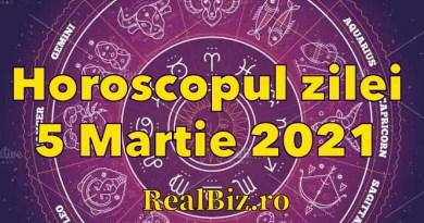 Horoscop 5 Martie 2021. Previziuni complete. Săgetătorii și Scorpionii vor fi plăcut surprinși, iar Capricornii vor primi o veste minunată legată de viitorul lor