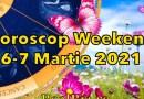 Horoscop Weekend 6-7 Martie 2021. Previziuni complete. Capricornii și Vărsătorii vor obține mai mulți bani, iar Peștii vor petrece cele mai frumoase zile din viața lor