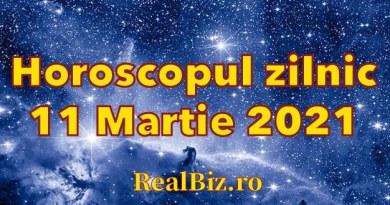 Horoscop 11 Martie 2021. Previziuni complete. Peștii și Berbecii se vor redescopere în unele situații, iar Gemenii vor primi o noutate uimitoare