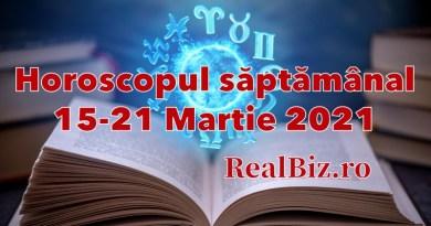Horoscop săptămânal 15-21 Martie 2021. Previziuni complete. Scorpionii și Săgetătorii vor obține o sumă de bani, iar Capricornii găsesc răspunsurile căutate de mult timp