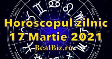 Horoscop 17 martie 2021. Previziuni complete. Racii și Leii vor rămâne fără cuvinte în urma unei situații, iar Fecioarele au noroc la bani