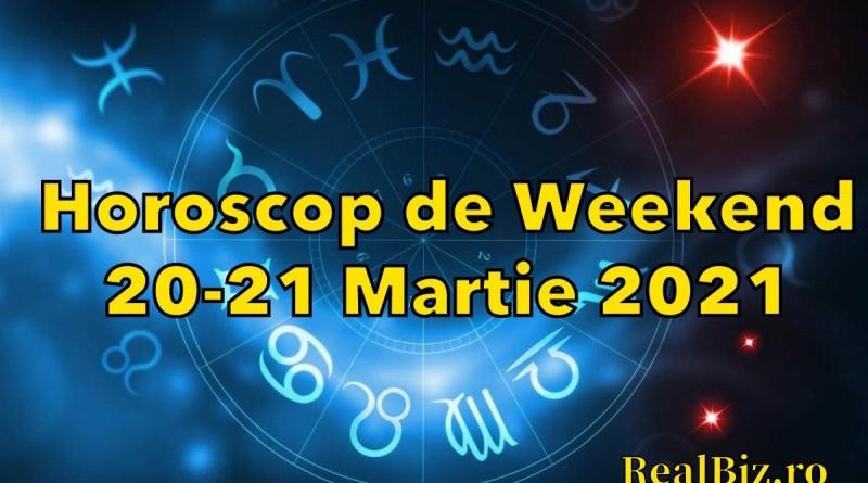 Horoscop de Weekend 20-21 martie 2021. Previziuni complete. Capricornii și Vărsătorii își schimb viața, iar Peștii au noroc la dragoste
