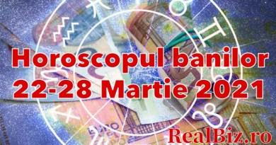 Horoscopul banilor 22-28 martie 2021. Previziuni complete. Peștii și Vărsătorii au posibilitatea să câștige mai mulți bani, iar Capricornii riscă să piardă o sumă de bani din cauza unei persoane