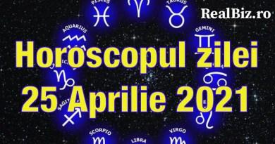 Horoscop 25 aprilie 2021. Previziuni complete. Leii și Fecioarele vor fi înconjurați de atenție, iar Balanțele au noroc la bani