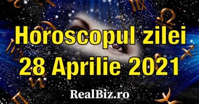 Horoscop 28 aprilie 2021. Previziuni complete. Săgetătorii și Capricornii vor avea o zi tare ciudată, iar Vărsătorii își amintesc de ceva foarte important