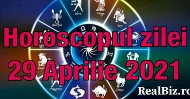 Horoscop 29 aprilie 2021. Previziuni complete. Taurii și Gemenii primesc o veste legată de un evenimente important, iar Racii își schimbă părerea despre o persoană