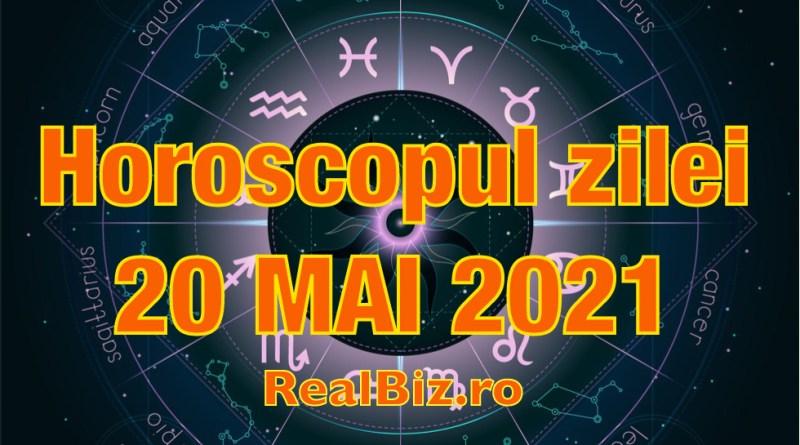 Horoscop 20 mai 2021. Previziuni complete. Racii și Gemenii vor clarifica unele probleme, iar Leii au noroc la bani