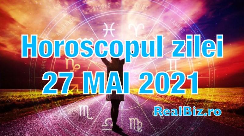 Horoscop 27 mai 2021. Previziuni complete. Balanțele și Scorpionii vor participa la un dialog aprins, iar Săgetătorii spun verde-n față