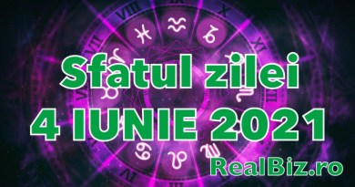 Sfatul zilei 4 iunie 2021. Balanțele și Fecioarele trebuie să fie atenți la modul în care își exprimă părerile, iar Scorpionii mare grijă la sănătate