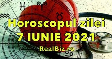 Horoscop 7 iunie 2021. Previziuni complete. Racii și Gemenii au parte de șanse unice, iar Leii pot câștiga o sumă de bani