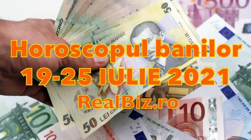 Horoscopul banilor 19-25 iulie 2021. Previziuni complete. Vărsătorii și Capricornii pot avea ghinion în această perioadă, iar Peștilor o vorbă nepotrivită le poate aduce probleme